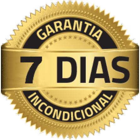 sete dias de garantia