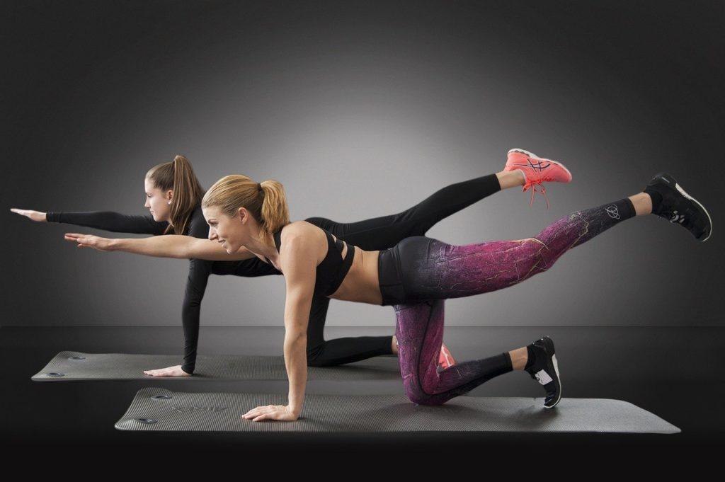 Exercícios saudáveis consistentes para perda de peso