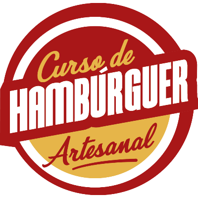 logo curso de hamburguer